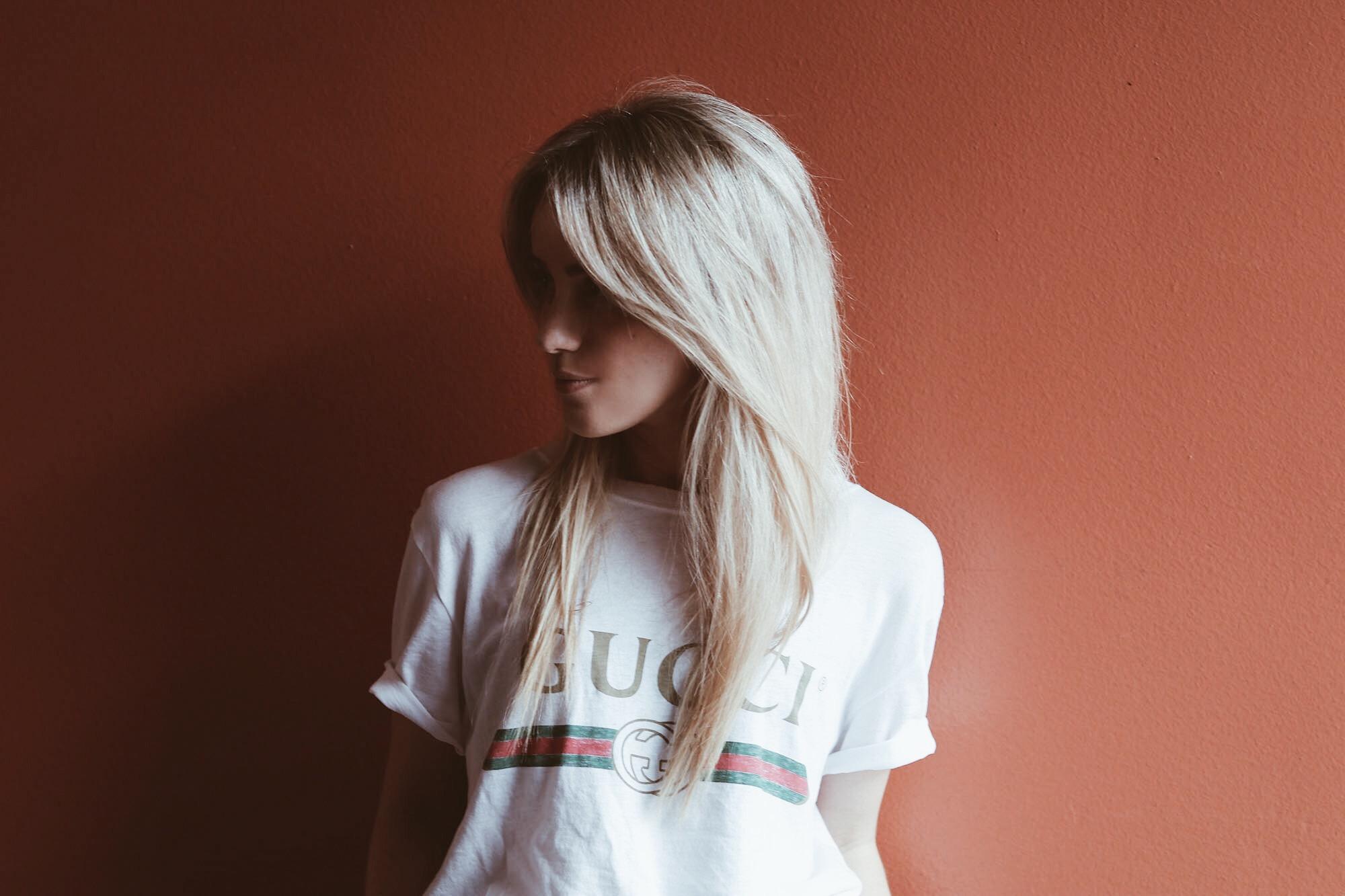 New hair at Gun-Britt Coiffure