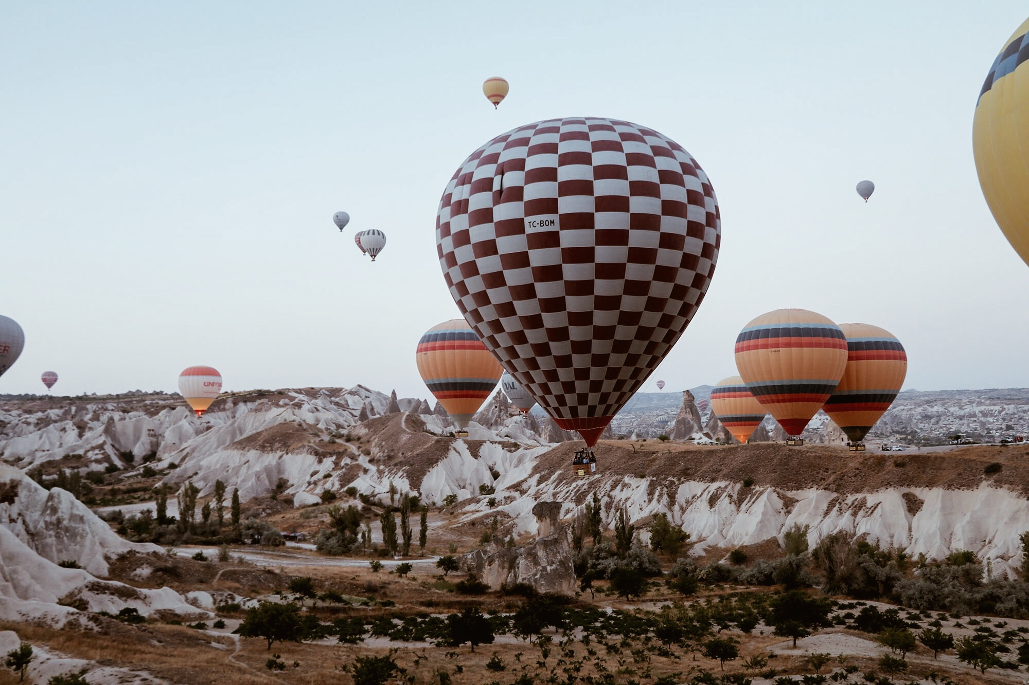 Flying with Royal Balloon in Cappadocia