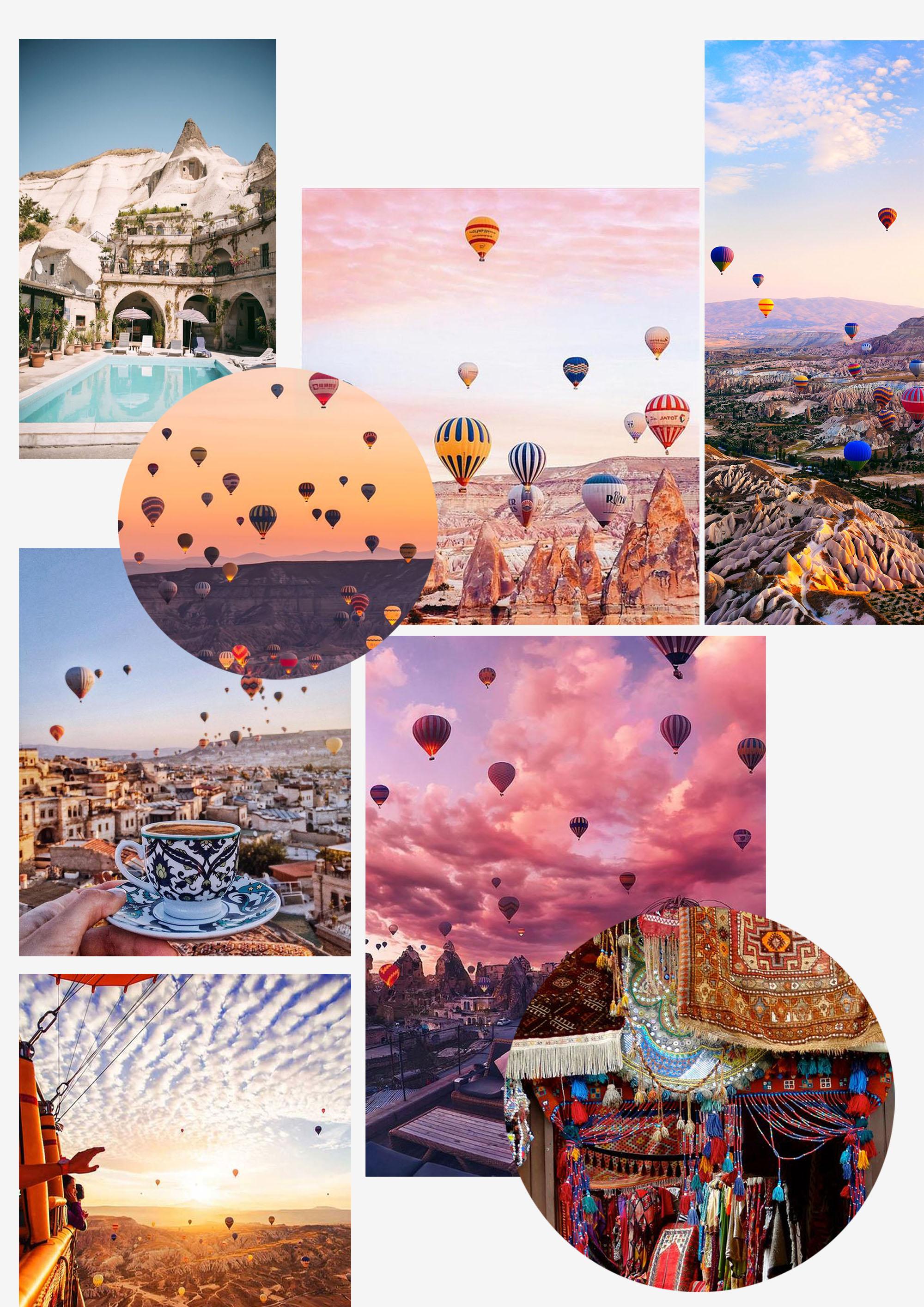 Next Stop: Cappadocia