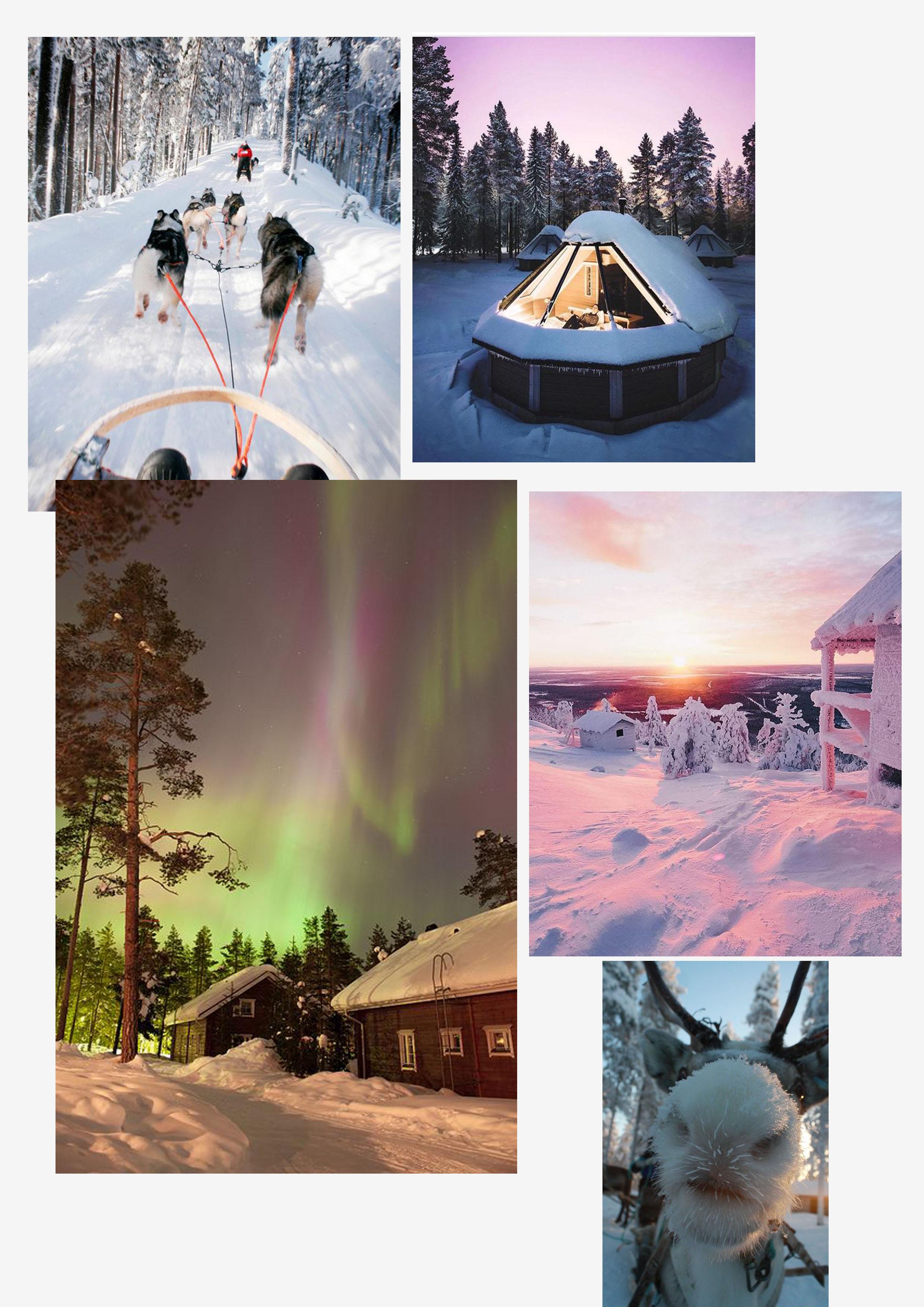 Next Stop: Lapland