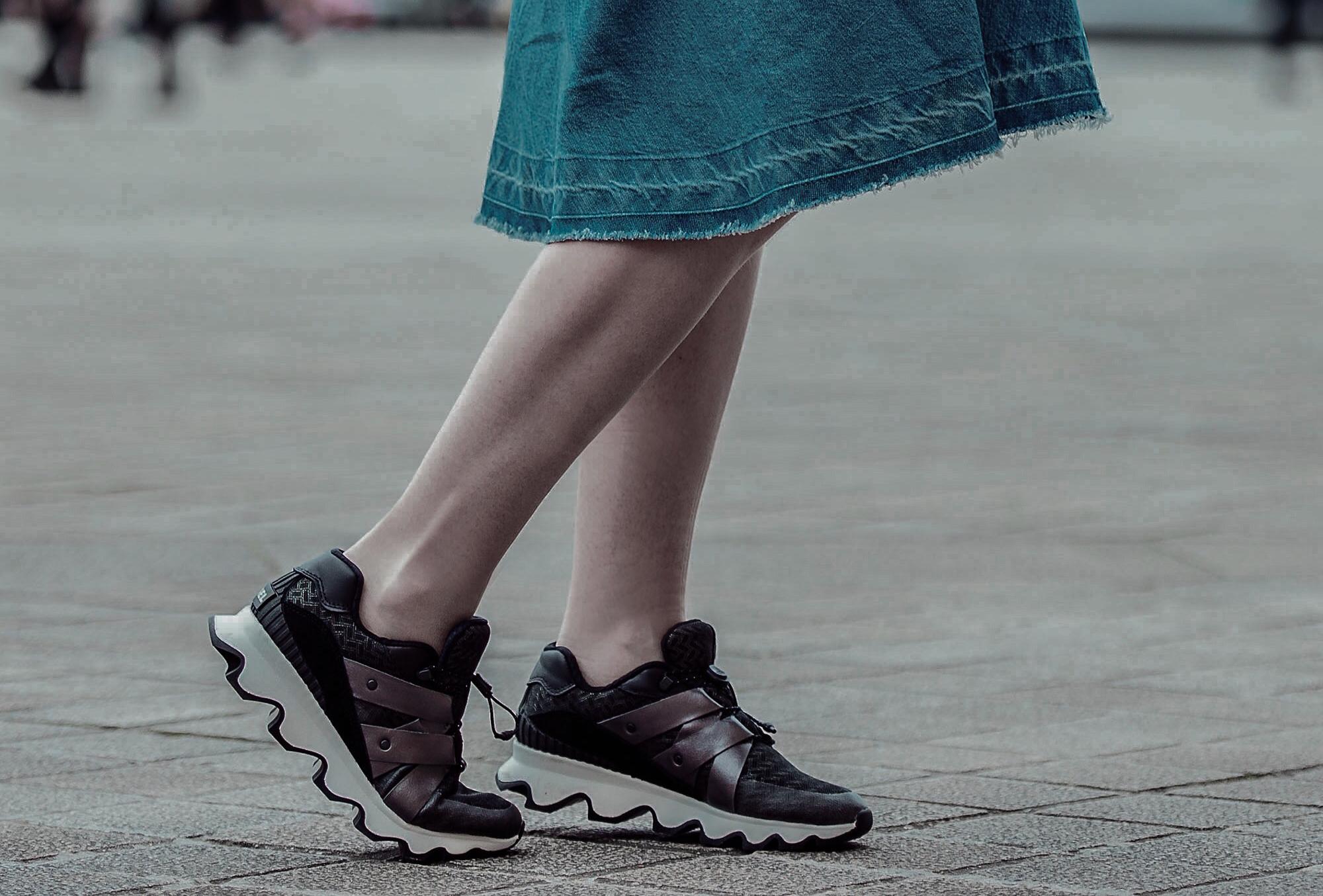 My Sorel Kinetic Shoes