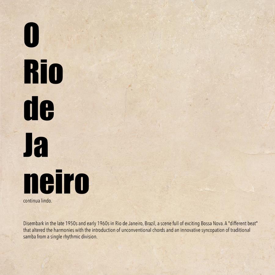 O Rio de Janeiro: Bossa Nova Playlist